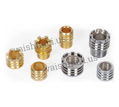 Brass PPC- UPVC - CPR inserts - Vaishnavi Metal Products